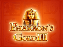 Автомат Pharaohs Gold III в казино Вулкан