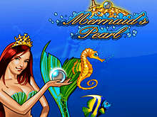 Автомат Mermaid's Pearl в клубе Вулкан